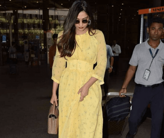 Is Sonam Kapoor Pregnant With her first child?