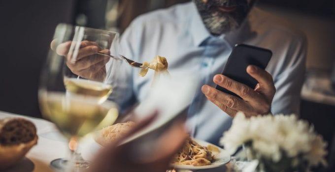 Crazy Diet of Twitter CEO