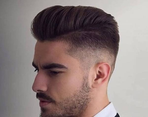 comb over haircut - Men Hairstyles 2019