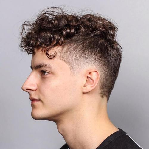 curly mop top haircut - Men Hairstyles 2019