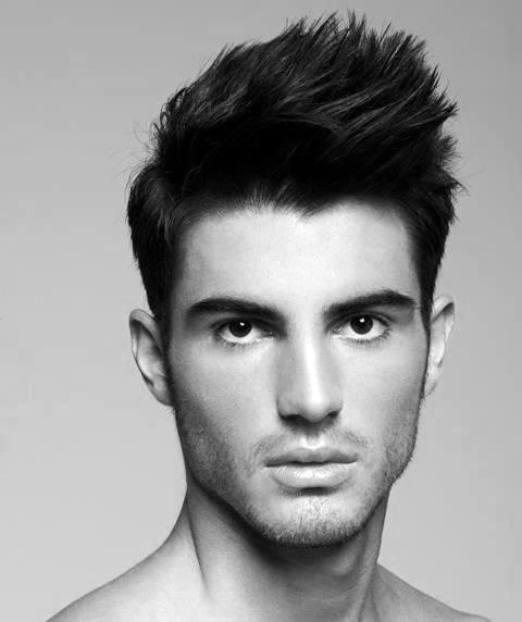 spiky haircut - Men Hairstyles 2019