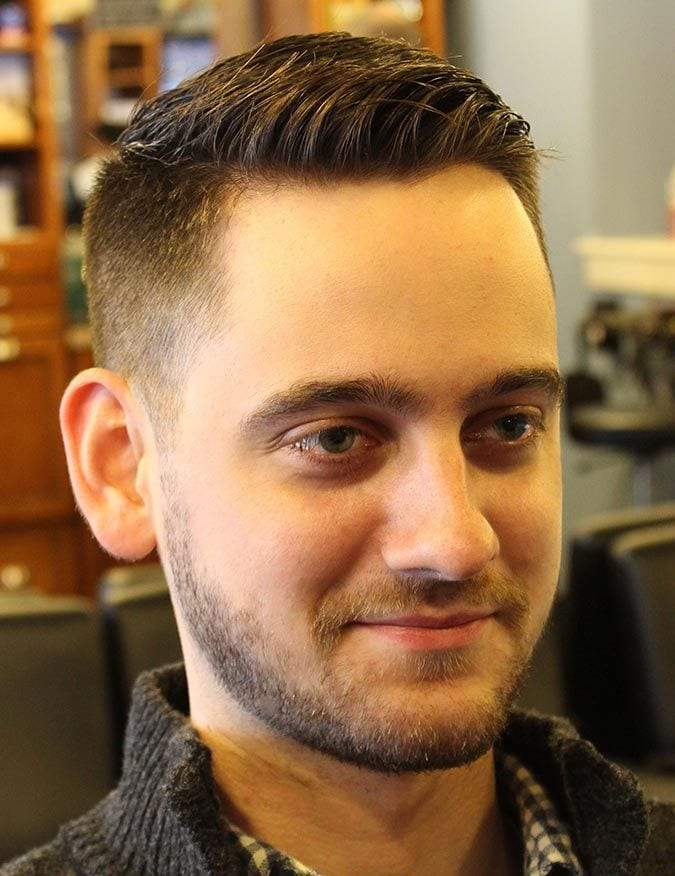 the classic taper haircut - Men Hairstyles 2019