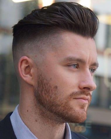 undercut haircut - Men Hairstyles 2019