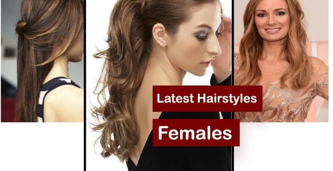 latest hairstyles females