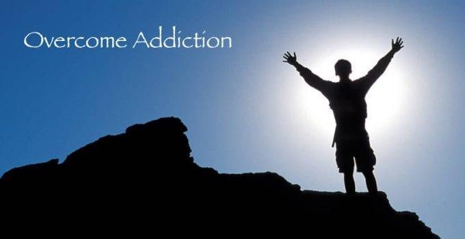 overcome addictions
