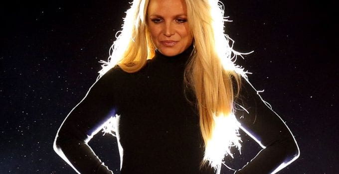 Britney Spears shares summer workout video