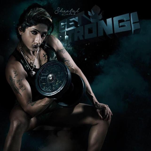 Sheetal Kotak bodybuilder