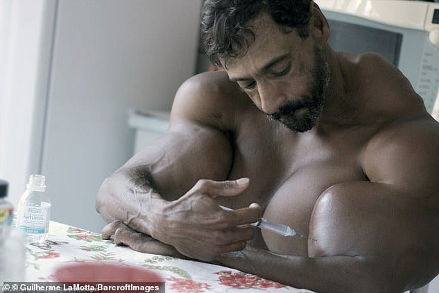 BREAKING : Brazilian Bodybuilder Risked life by injecting oil