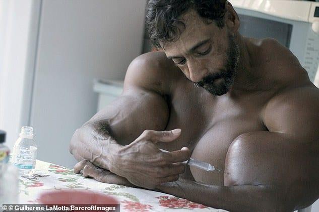 BREAKING : Brazilian Bodybuilder Risked life by injecting oil