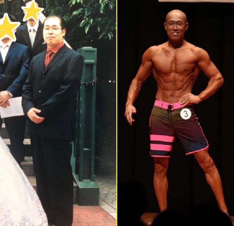 Bodybuilder Japanese