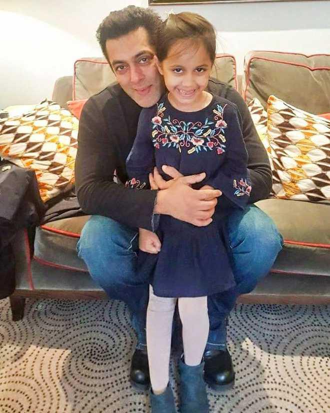 SHOCKING : Salman Khan to become a father