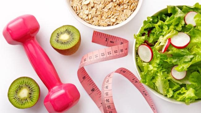 Maharashtra CM weight loss goals