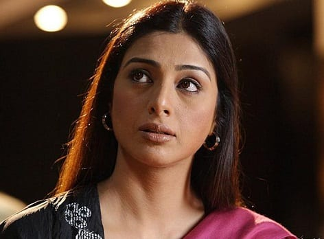 Tabu No Makeup Photos - Intense Scene