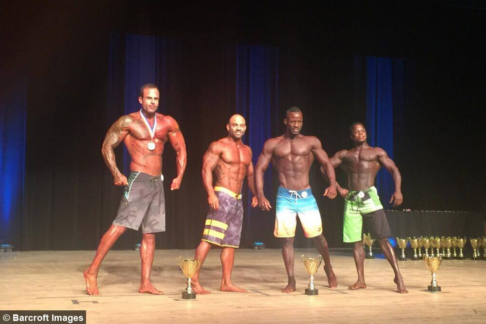 Trans Bodybuilder Tommy Murrell Championship