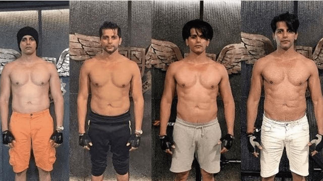 Karanvir Bohra's Fitness Goals