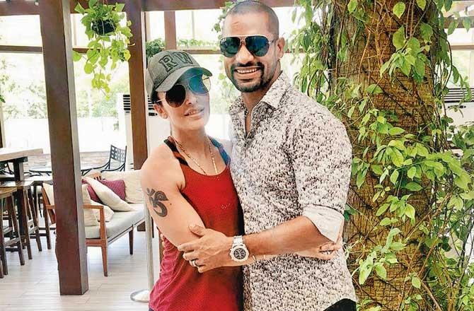 Ayesha IPL Cricketers Wives