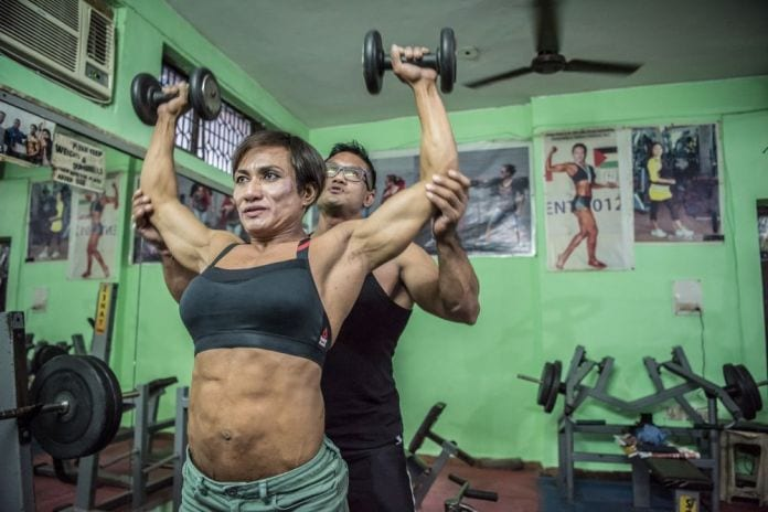 Meet India's First Bodybuilding Couple