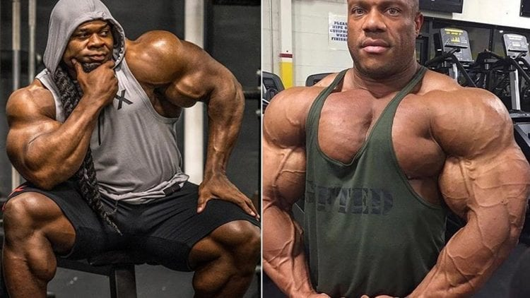Phil Heath Injury
