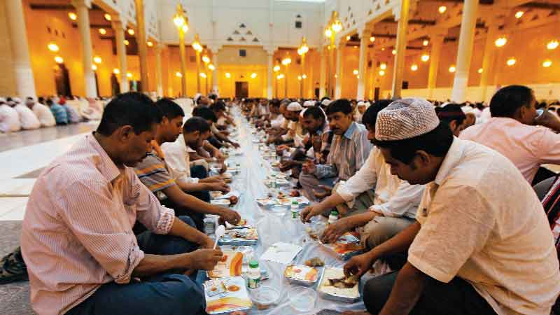 Health Benefits of Ramdaan Fasting