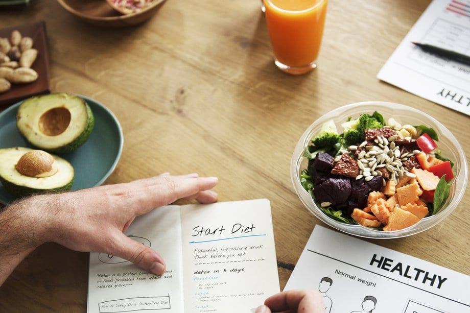 WEIGHT LOSS TRANSFORMATION Diet