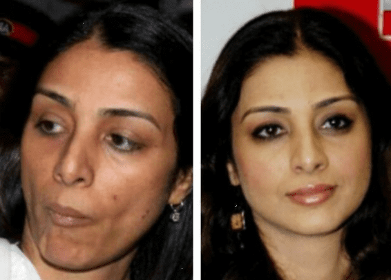 Tabu No Makeup Photo - Natural