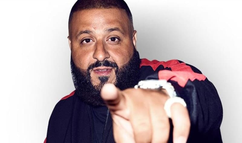DJ Khaled weight loss journey