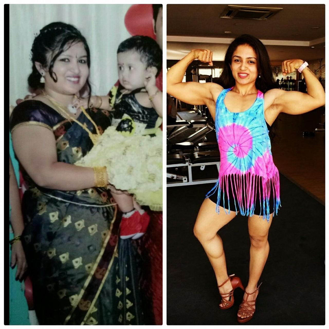 Meet the MUSCLE MOM From Bengaluru