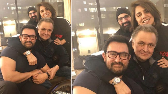 Rishi Kapoor Was Suffering from Cancer