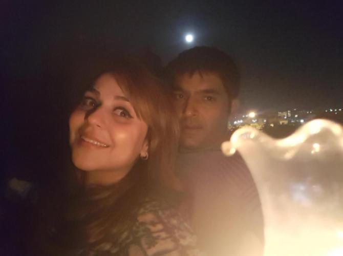 Kapil Sharma and Ginni is set to become a parent