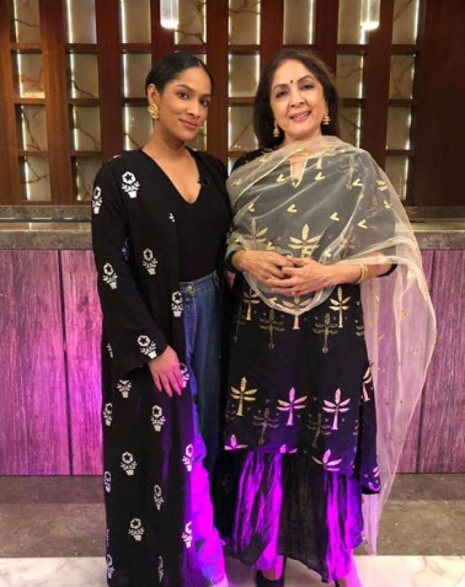 Is Neena Gupta Unmarried or Single?