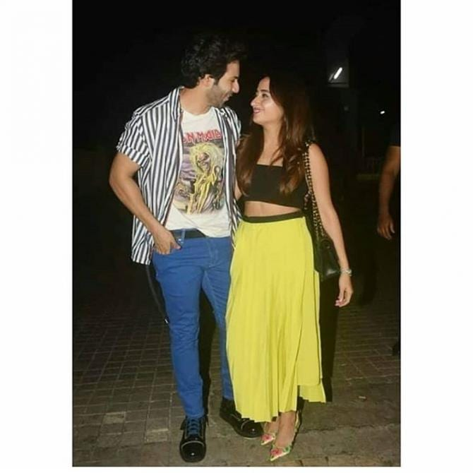 Varun Dhawan and Natasha -  It's December Wedding for this couple