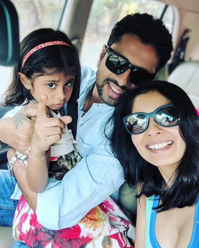 Chhavi Mittal has a baby boy