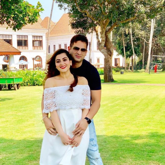 Priyanka Kalantri Giving Major maternity Fashion Goals