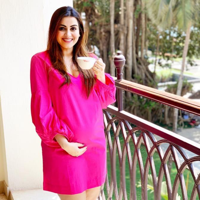 Priyanka Kalantri Pregnant