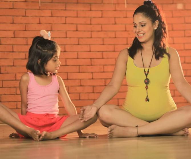 BREAKING : Chhavi Mittal has a baby boy