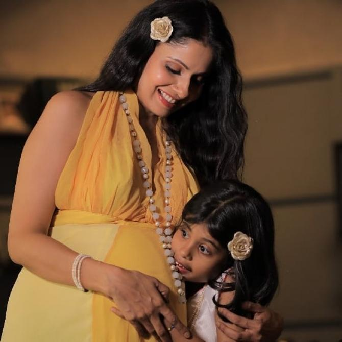 BREAKING : Chhavi Mittal has a baby boy