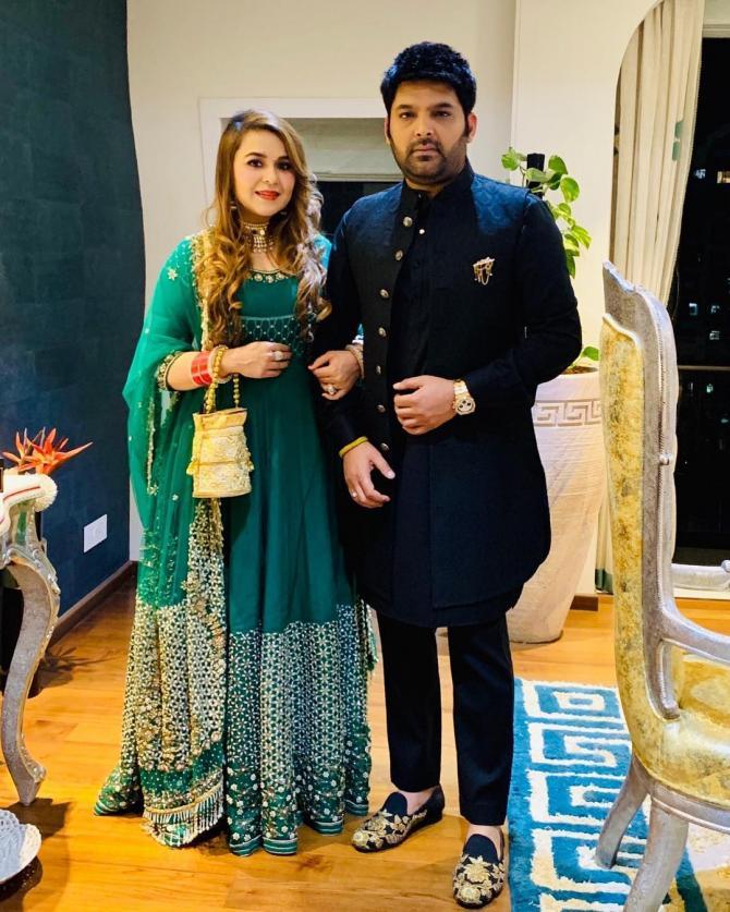 Kapil Sharma and Ginni pregnancy