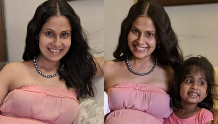 Chhavi Mittal Enjoys her 40th Week Baby Shower