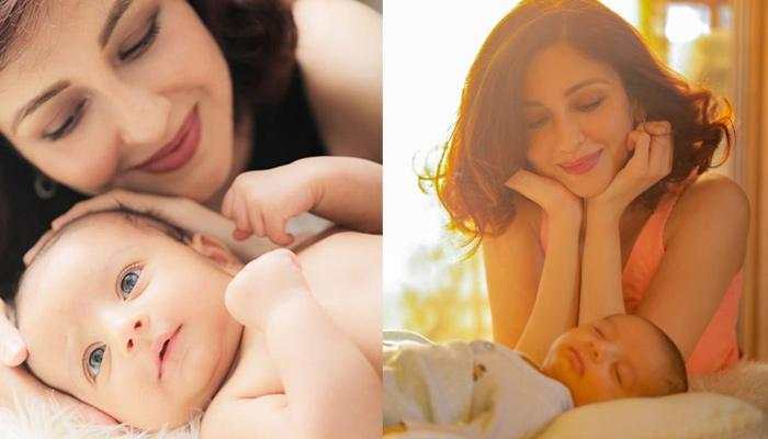"""I will work closer to my home so that I can breastfed"" Says this actress"