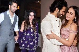 Varun Dhawan and Natasha Wedding