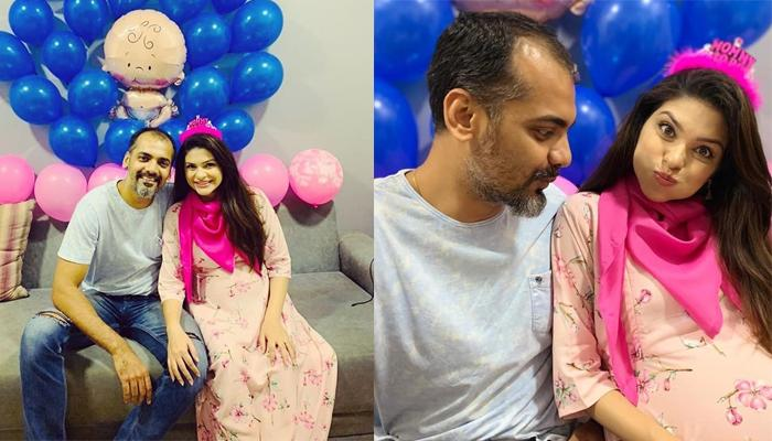 Neha Kaul's Baby Shower Pictures