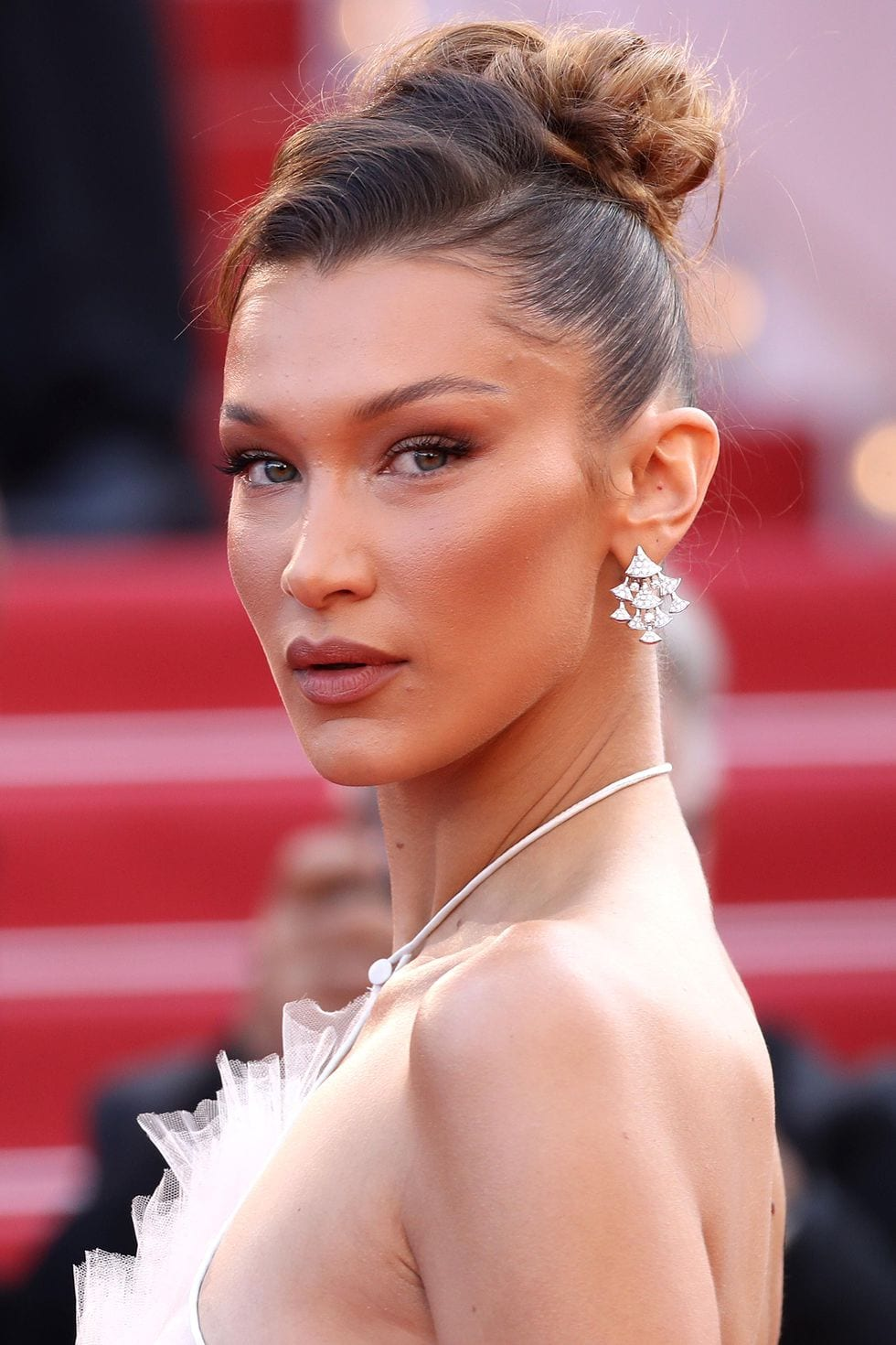 Bella Hadid | Best Hair Styles at Cannes