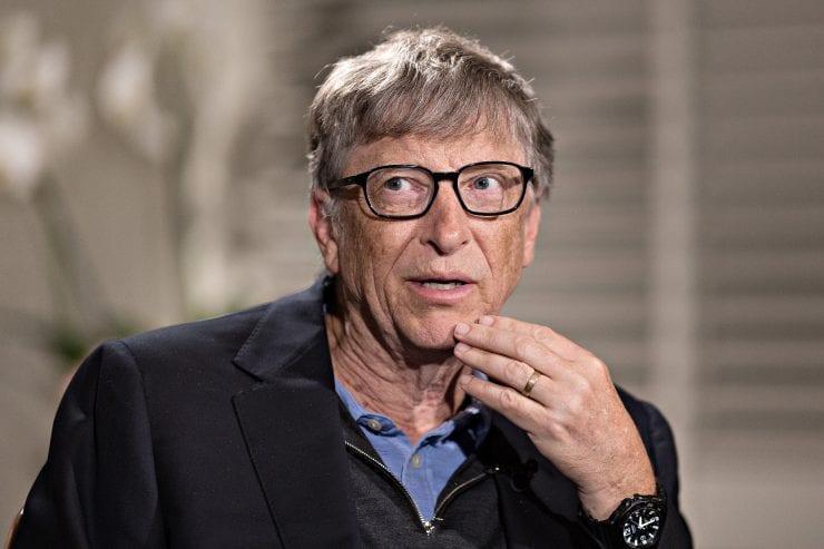 Bill Gates sleep timings