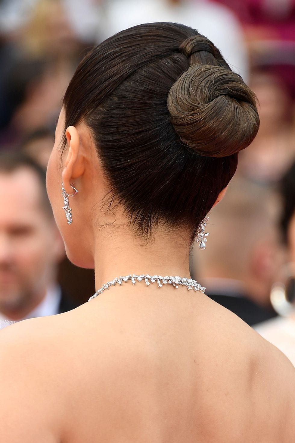 Arya A Hargate | Best Hairstyles at Cannes