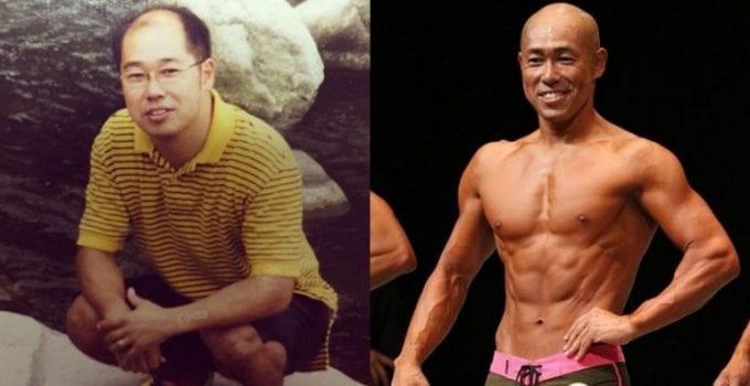 SHOCKING : Man Becomes Bodybuilder after wife leaves him