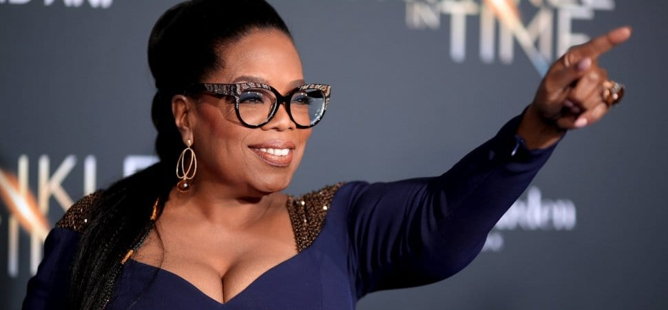 Oprah Winfrey sleep timings