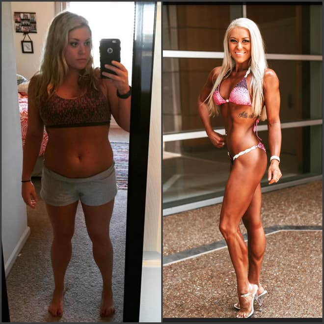 Lindsay Butler weight loss
