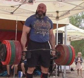 RESPECT : Konstantin Konstantinovs is a Russian Powerlifting Legend