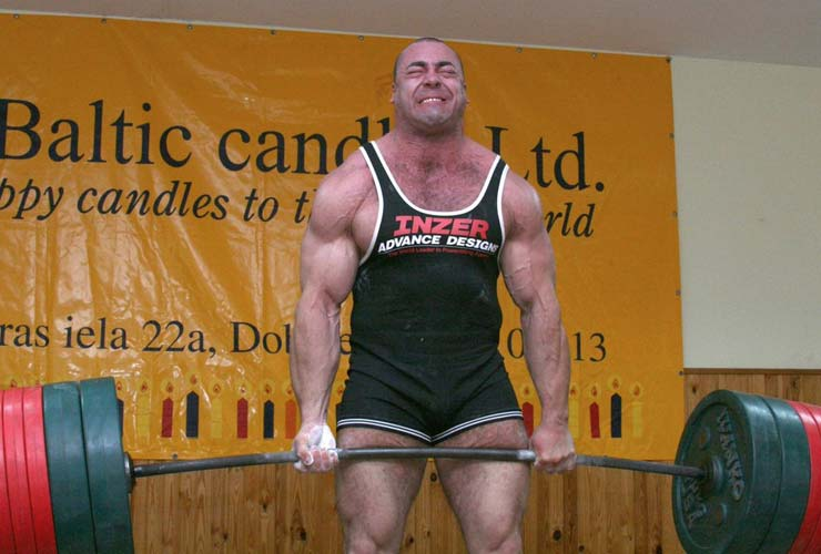 RESPECT : Konstantin Konstantinovs is a Russian Powerlifting Legend 1