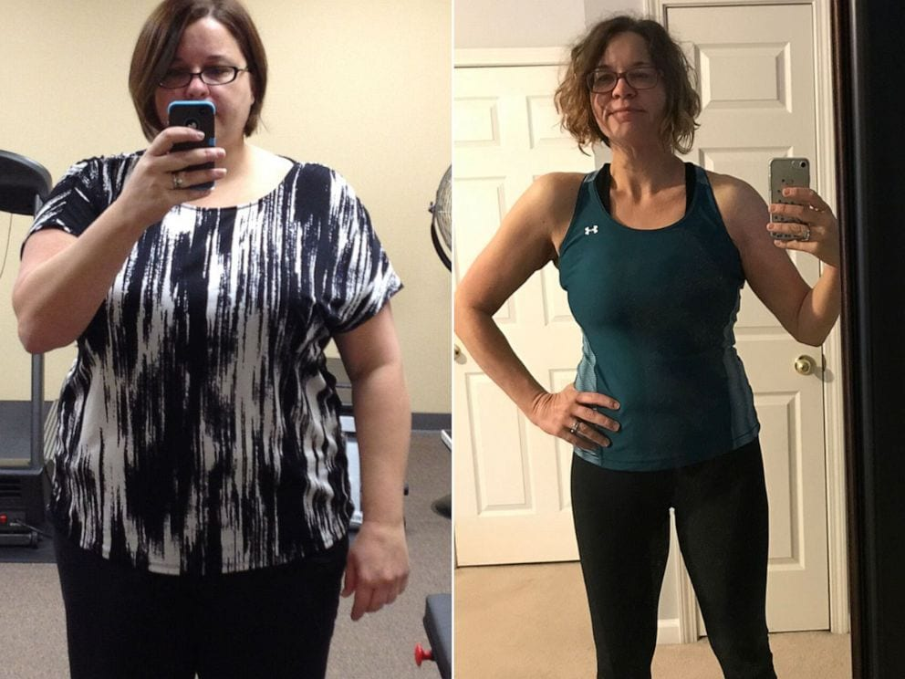 SHOCKING : Two Moms lost more than 100 pounds each